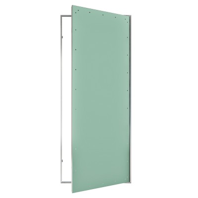 Люк-дверь Техно под покраску в стену