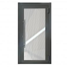 Профильные стальные двери